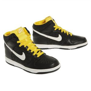 sports shoes 7985c 1a109 BASKET NIKE Dunk High Premium Femme