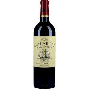 VIN ROUGE Vin - Château Malartic Lagravière Rouge