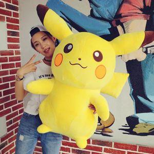 PELUCHE s0224 35cm Pikachu en peluche de haute qualité Cut