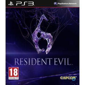 JEU PS3 Resident Evil 6 [import allemand]