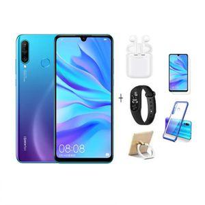 SMARTPHONE Huawei P30 lite 128 Go (RAM 6Go) Double SIM Bleu,V