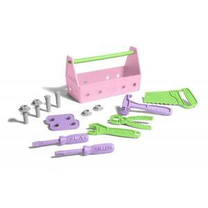 boite outils enfant achat vente boite outils enfant pas cher cdiscount. Black Bedroom Furniture Sets. Home Design Ideas