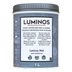 PEINTURE - VERNIS Luminos LUM1101 - MIST - Lasure Protecteur bois. C