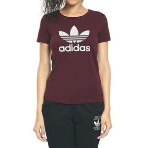 ... sweat shirt femme adidas Addidas tee shirt femme - Achat   Vente pas  cher