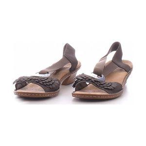 MULE Chaussure RIEKER occasion très bon état
