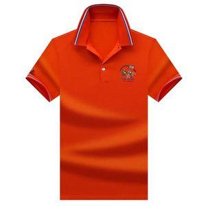 4afcf830a1d87 Polo orange homme - Achat   Vente Polo orange Homme pas cher ...