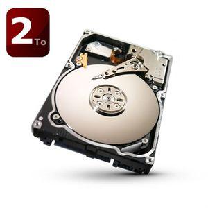DISQUE DUR INTERNE Seagate 2To 64Mo 3.5