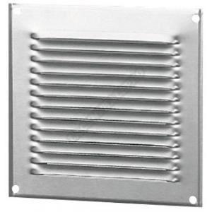 VMC - ACCESSOIRES VMC Grille de ventilation aluminium à auvents 140x140m