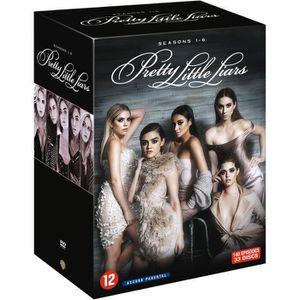 DVD SÉRIE Pretty Little Liars - Saisons 1 à 6 - En DVD