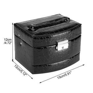 BOITE A BIJOUX Boîte à Bijoux pour Collier Bague Boîte de Rangeme