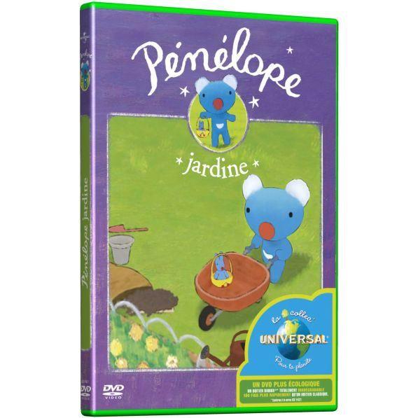 DVD DESSIN ANIMÉ DVD Pénélope, vol. 1 - Pénélope jardine