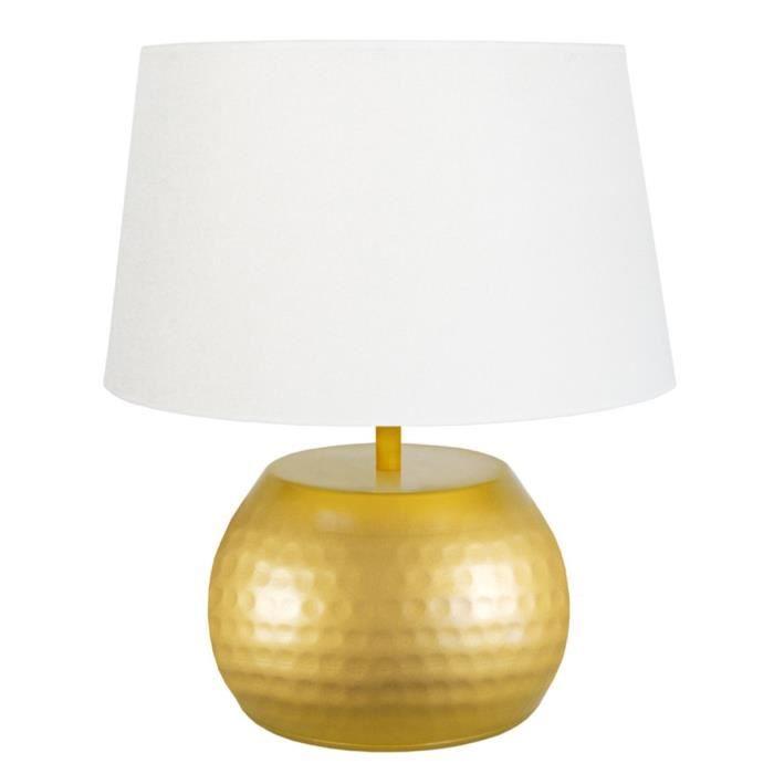 CmOr Blanc Et Martelée Métal 37 Lampe Achat Hauteur Bangalore 31FTlKJc