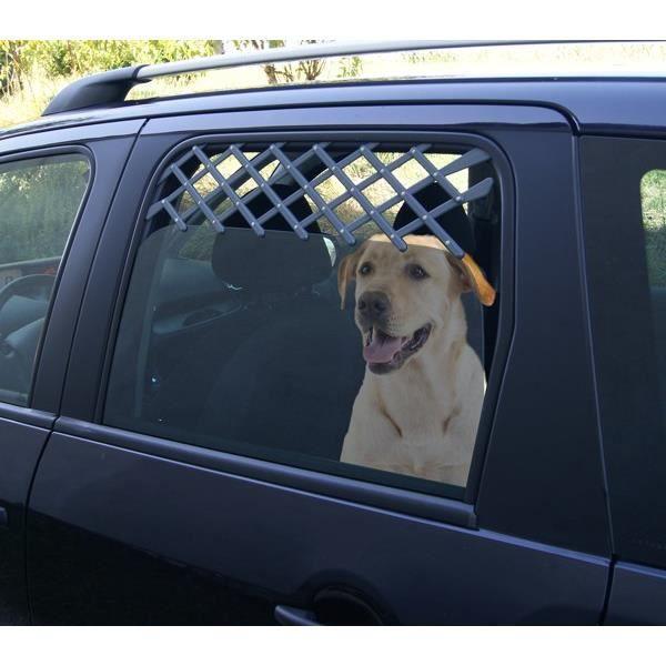 ANIMALS&CAR Grille de fenêtre ajustable