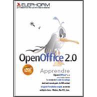 Apprendre OpenOffice 2 - 1 poste
