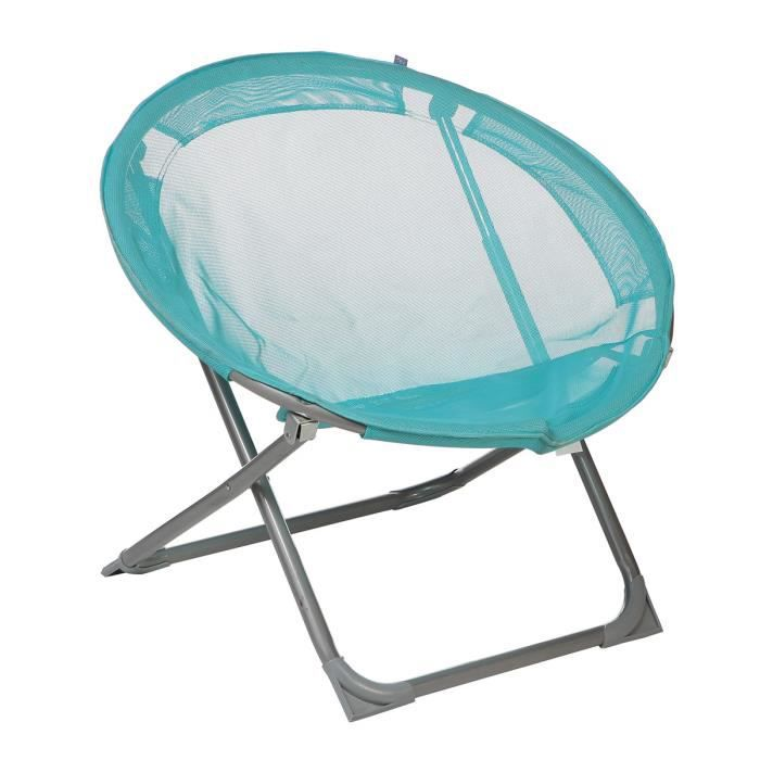 Fauteuil rond TROONY - Pliable