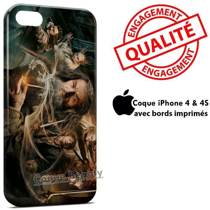 coque iphone 8 plus hobbit
