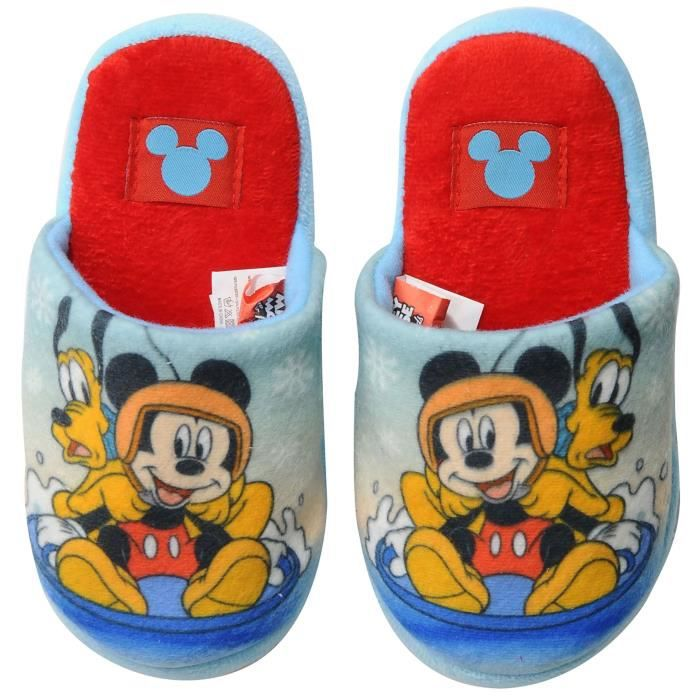 13c6b9ee024b7 Chausson mickey - Achat   Vente pas cher