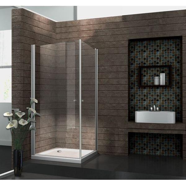 paroi de douche double porte venus achat vente porte de douche paroi de douche double port. Black Bedroom Furniture Sets. Home Design Ideas