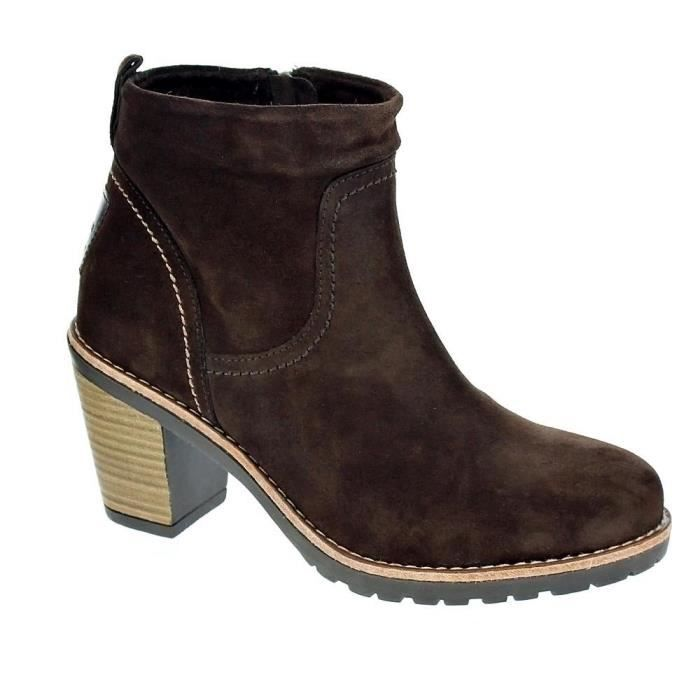Chaussures Panama Jack femmes bottillons modèle Arles