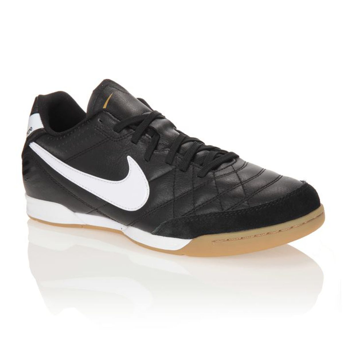 cheaper 02ca5 8619d CHAUSSURES DE FOOTBALL NIKE Chaussures Tiempo Natural IV Indoor