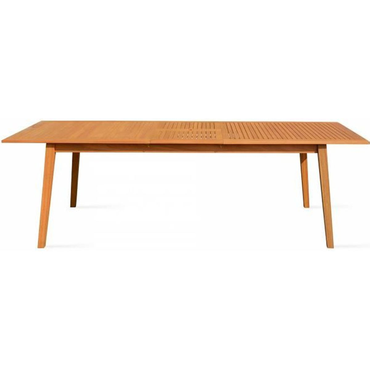 Table de jardin extensible 200 - 250 cm - Achat / Vente table de ...