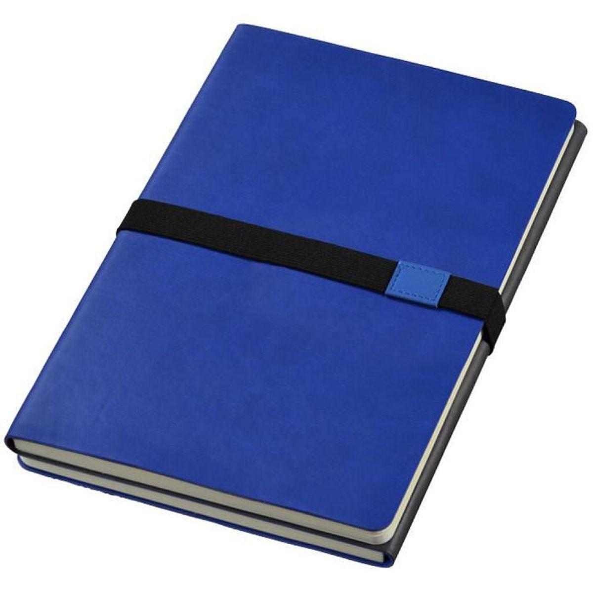 BLOC NOTE JournalBooks - Bloc-notes A5 - marine-gris