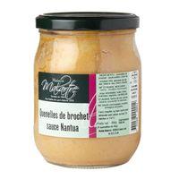 PATES - QUENELLE  Quenelles de brochet à la sauce Nantua Malartre  4