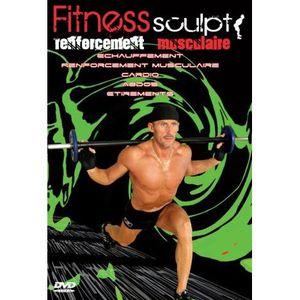 DVD DOCUMENTAIRE DVD Fitness sculpt, renforcement musculaire
