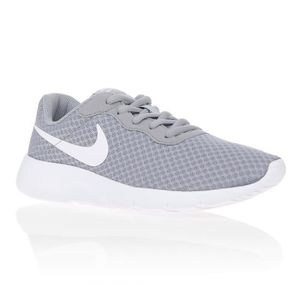 competitive price 6df2f 8957f BASKET NIKE Baskets Tanjun - Femme - Gris clair