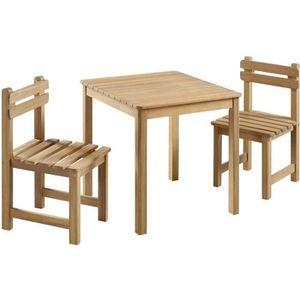 Ensemble tables et chaises EMC151012