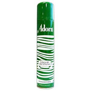 SAVON - SHAMPOING BÉBÉ ADORN Lacca forte verde - Lacca per capelli
