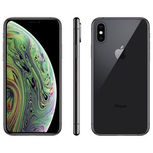 SMARTPHONE iPhone XS 64 Go Gris Sidéral - 5.8 pouces - Camera