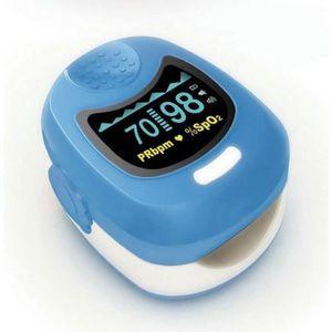 SET DE SOIN Oxymètre de pouls pédiatrique avec écran couleur e