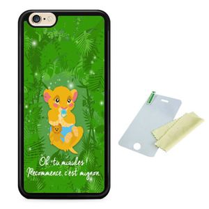 coque iphone 5 le roi lion