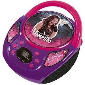 RADIO CD ENFANT Chica Vampiro - Boombox