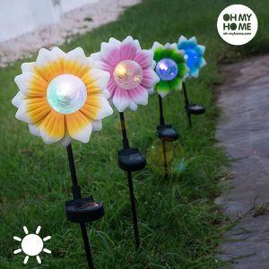 Fleur Solaire Achat Vente Pas Cher