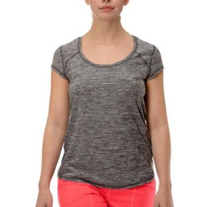 8debc936cdd3f ROBE t-shirt femme performance dos ouvert 1F7I3K Taille