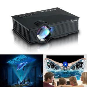 Vidéoprojecteur Vidéoprojecteur Portable TECHSTICK® UC46 Wifi LCD
