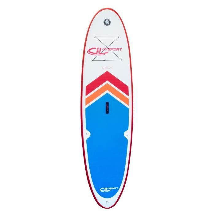 DVSPORT Stand Up Paddle Gonflable 10'2 Arrow1