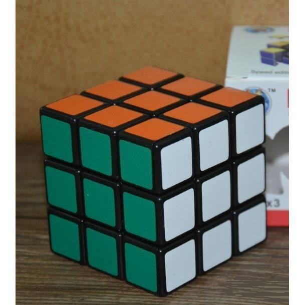 rubik s cube 3x3 achat vente jeux et jouets pas chers. Black Bedroom Furniture Sets. Home Design Ideas