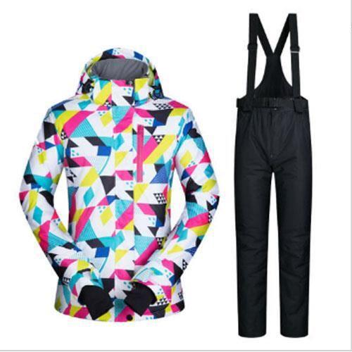 combinaisons ensembles femme ski snowboard achat. Black Bedroom Furniture Sets. Home Design Ideas