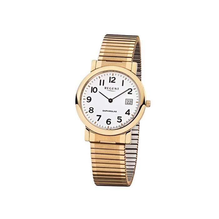 Analogique Quartz Homme Regent 11300022 Montre Bracelet