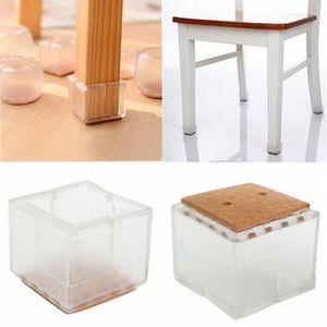 patin pour chaise carre achat vente patin pour chaise carre pas cher cdiscount. Black Bedroom Furniture Sets. Home Design Ideas