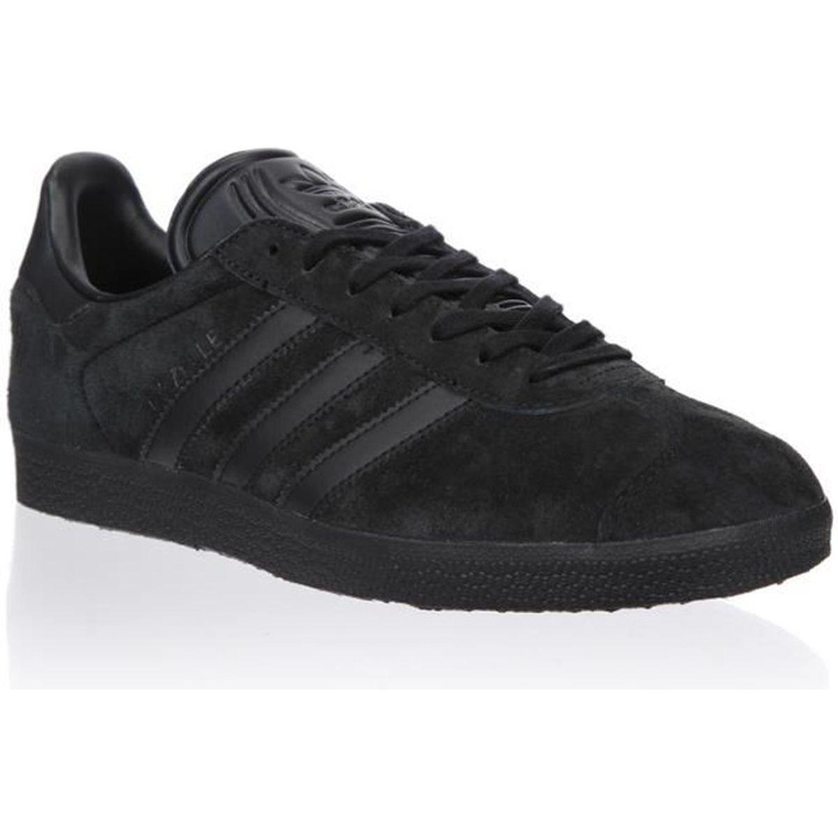 meilleur pas cher 332e6 22f04 Adidas gazelle noir - Achat / Vente pas cher