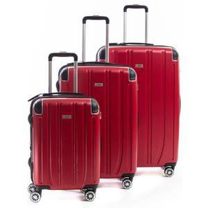 SET DE VALISES Set de 3 valises rigides 8 roulettes Horizon2.6 Al