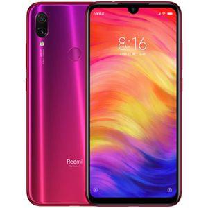 Téléphone portable XIAOMI Redmi Note 7 rose rouge 4+64Go
