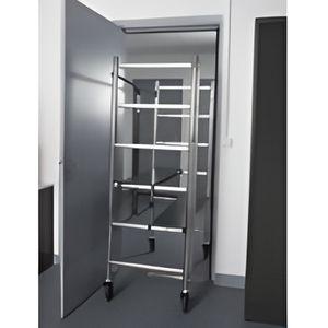 ECHAFAUDAGE CENTAURE - Echafaudage pliant aluminium hyper p…