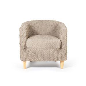 housse fauteuil achat vente housse fauteuil pas cher soldes d s le 10 janvier cdiscount. Black Bedroom Furniture Sets. Home Design Ideas