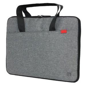 SACOCHE INFORMATIQUE Mobilis Sacoche - Trendy Sleeve - 12.5-14'' - Gris