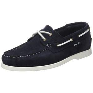 Pellet Tropic E17, Chaussures bateau homme V1KEM Noir Noir - Achat ... f548fb94f38a